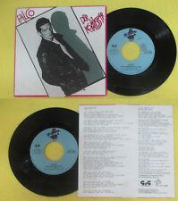 LP 45 7'' FALCO Der kommissar Helden von heute 1982 italy VIP no cd mc dvd vhs*