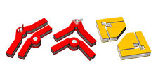 HS Proses PPR-SS-05 Snap & Glue  Winkelmagneten als Set alle Spurweiten