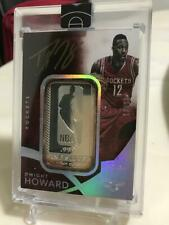 2014-15 Panini Eminence DWIGHT HOWARD Auto Autograph 1 Troy Oz Silver 10/10!!