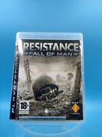 jeu video sony playstation 3 ps3 complet PAL resistance fall of man / USK 18 ans