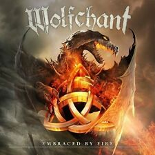 Wolfchant - Embraced By Fire / Bloody Tales of Disgraced Lands 2CD 2013 digipack