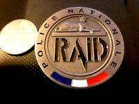 RARE FRENCH POLICE PARIS EIFFEL TOWER  CHALLENGE COIN
