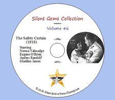 "DVD ""The Safety Curtain"" (1918) Norma Talmadge, Eugene O'Brien, Classic Drama"