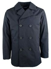 Michael Kors Men's Slim-Fit Double-Breasted Pea Coat-N-XL