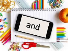 Digital Sight Words 1-100 Sightword Flash Cards for smartphone tablet