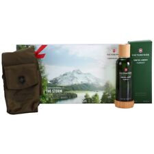Swiss Army Forest Cologne for Men & Swiss Army Tactical Belt Gift Set Victorinox