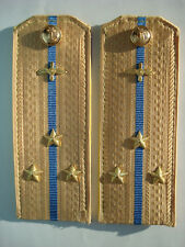 Russian Soviet Army Navy Shoulder Boards Straps Epaulettes Naval Aviation Air Fo