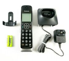 Panasonic Expansion Cordless Bluetooth Link2Cell Handset Kx-Tgfa61