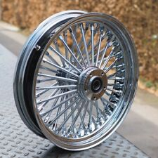 18x3,5 Big Spoke Jante chrome pour l'avant Harley Davidson