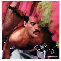 Freddie Mercury - Never Boring - Special Ediiton (NEW CD)