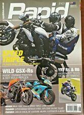 Rapid Bikes motorcycle magazine - Issue No.64 2011