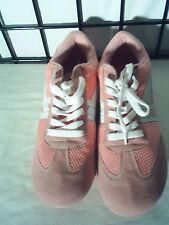 women pink tennis shoes ( 10 )