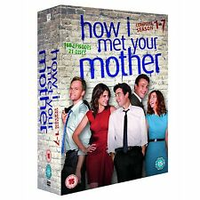 HOW I MET YOUR MOTHER COMPLETE SEASON 1, 2, 3, 4, 5, 6 & 7 DVD BOX SET 1 - 7