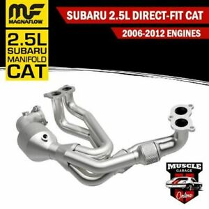 52305 2006 - 2012 SUBARU Outback Impreza Forester 2.5L Magnaflow Catalytic Conve