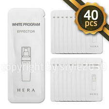[Hera] White Program Effector 1ml x 40pcs (40ml) Whitening Essence Serum