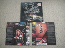 Judas Priest ‎– Metal Works '73-'93 HOLLAND 2xLP Columbia ‎1993 press Halford
