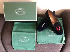 BNWT AUTHENTIC STUBBS WOOTTON COLLEGE MEN SLIPPERS IN ORIGINAL BOX SIZE 11