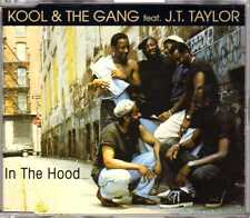 Kool & The Gang feat. J.T. Taylor - In The Hood - CDM - 1996 - Funk House