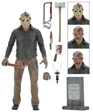 NECA Friday the 13th The Final Chapter Jason Voorhees Ultimate Figur