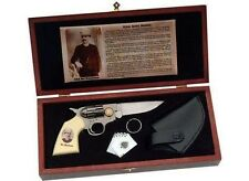 Bat Masterson Gun Knife Set - New in Box