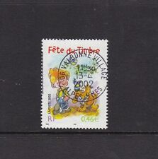 France 12002 Boule and Bill lovely Valbonne Village Postmark VFU SG3809