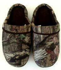 Men's Small 7/8 Camouflage Slip On Slippers