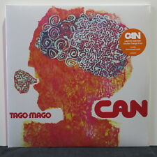CAN 'Tago Mago' Ltd. Edition Gatefold ORANGE Vinyl LP + Download NEW/SEALED