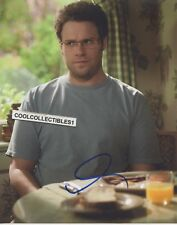 "SETH ROGEN IN PERSON SIGNED 8X10 COLOR PHOTO ""PROOF"""