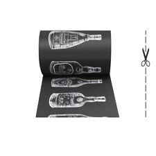 Olivo.shop - JOKE 3 Bottle, tappeto corsia antiscivolo su misura da cucina