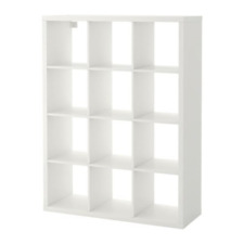 IKEA Kallax Shelf Unit White 104.099.32