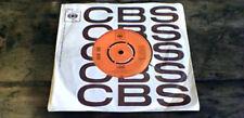 """JULIE EGE Love (John Lennon) 1st UK 45 7"""" 1971 Beatles James Bond HAMMER FILMS"""