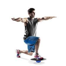 New Wobble Balance Board Disc 2 Level For Fitness Rehab Pilates Strengthening