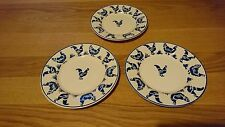 BEAUTIFUL EMMA BRIDGEWATER HENS PLATE 8 1/2 INCH 3 AVAILABLE