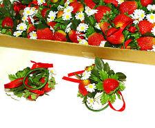 Kerzenringe Kerzenkranz Mix bunt gemischt Blumenkranz Blumenring