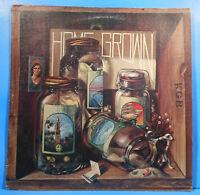 HOME GROWN IV VINYL LP 1978 KGB RADIO STATION SAMPLER GREAT CONDITION VG+/VG+!!B
