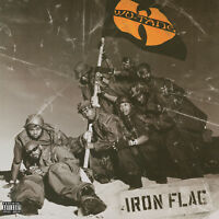 Wu-Tang Clan - Iron Flag - New Vinyl LP + MP3
