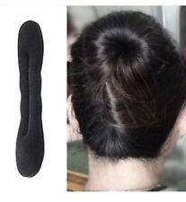 Chignon Cheveux Coiffure Bandeau Femme Fille Mode Woman Hair Épingles New