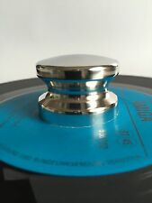 "SINGLE PUCK, ADAPTER, Schallplattenpuck, Singlepuck, adapter for 7"" records,"