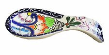 Mexican Talavera Spoon rest -  Ceramic, Pottery