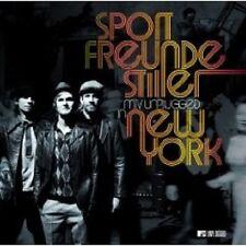 "SPORTFREUNDE STILLER ""MTV UNPLUGGED IN NEW YORK"" CD NEU"