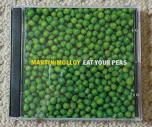 Martin/Molloy - Eat Your Peas - 2CD ALBUM [USED - VGC]