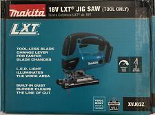18 voltios inalámbrico Jigsaw Makita XVJ03Z (Bare) envío gratuito de 2 días