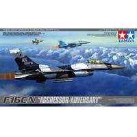 """Tamiya 61106 F-16C/N """"Aggressor/Adversary"""" 1/48"""