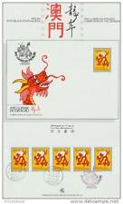macau/1988 dragon-chinese new year..- p.g.s./mnh.good codition