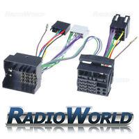 SOT-040 Citroen & Peugeot Handsfree Bluetooth Parrot Adaptor ISO Lead