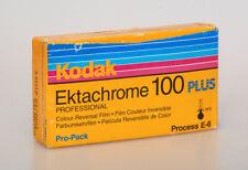 Kodak Ektachrome 100 Plus 120 5 Pack Outdated Transparency  Film