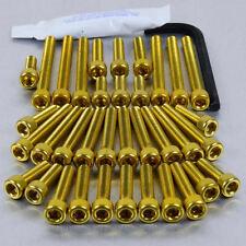 Aluminium Engine Kit YZF1000 R1 Gold