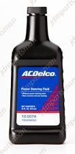 Genuine GM ACDelco 10-5074 Power Steering Fluid 16oz