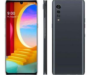 LG Velvet 5G - LM-G900VMP - 128GB - Verizon + GSM Unlocked - White/Gray/Red