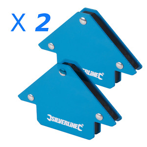 x2 squadra magnetica 75 magnete permanente per saldatura saldatrice squadro
